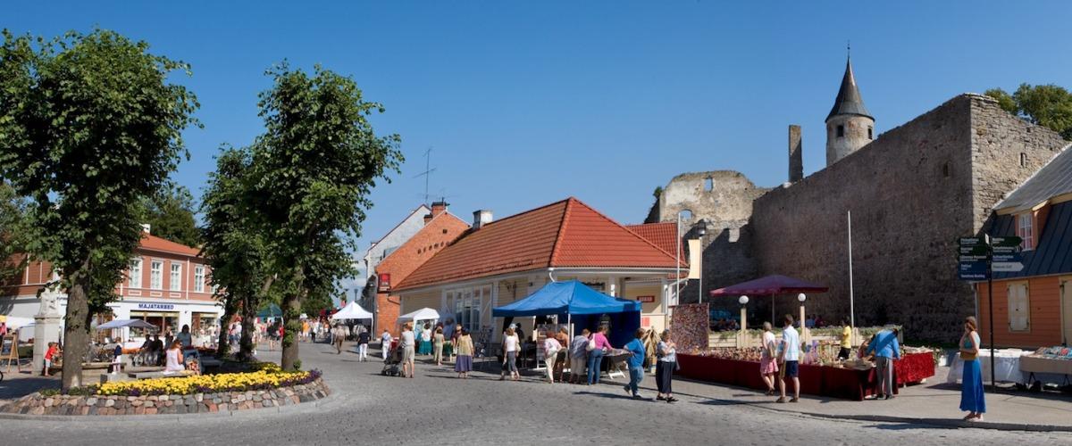 Old Town of Haapsalu
