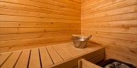 Kongo Hotell Haapsalus sviidi saun