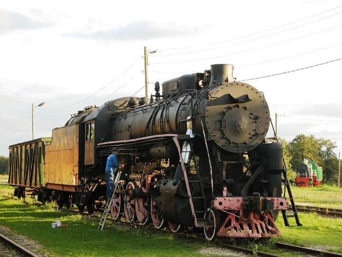 Railway Museum in Haapsalu